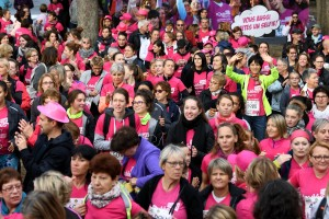 Foulées Roses du Berry Harmonie Mutuelle 2018 à La Chapelle-Saint-Ursin , Centre France Running Tour, frb2018 fouléesrosesduberry2018, course, octobre rose, lutte contre le cancer, solidarité, marche, le 074-10-18, photos Pierrick Delobelle