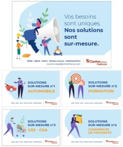 Solutions sectorielles